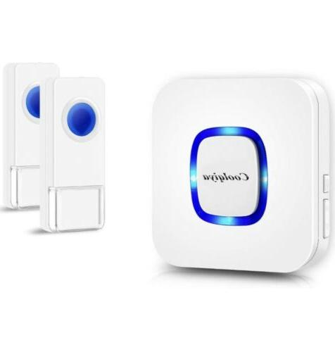 wireless doorbells chimes