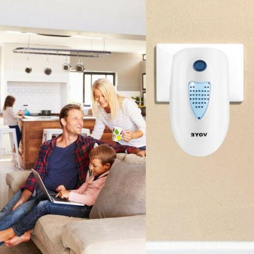 Wireless Chime 2 Receivers+1