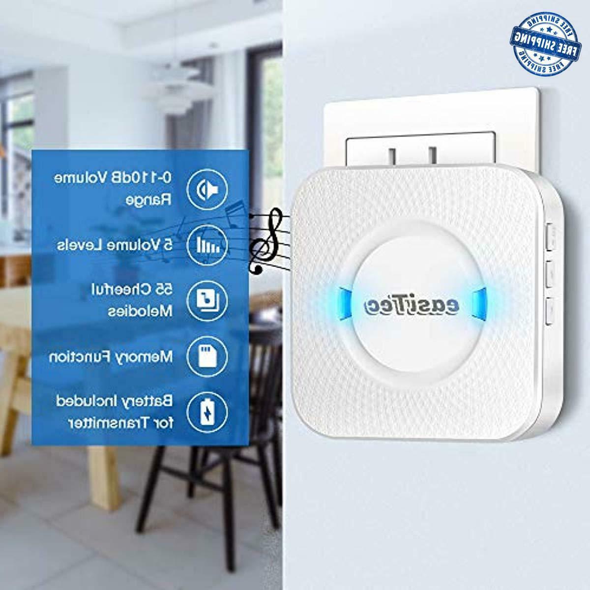 Wireless Doorbells for Ring Wireless Kit wit