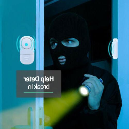 Wireless Home Door Burglar Magnetic Sensor