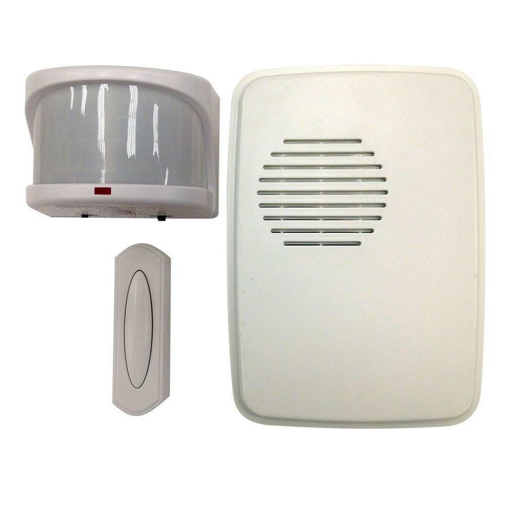 wireless motion alert door bell