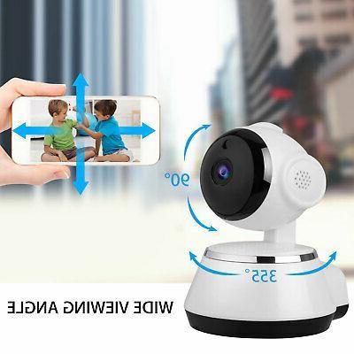 Wireless Tilt Camera Night Webcam