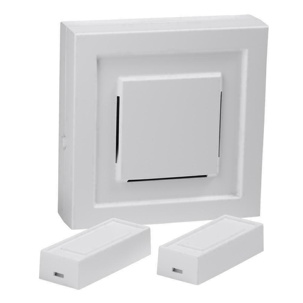 wireless plug in door bell kit no