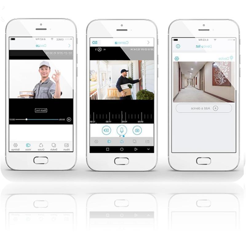 Wireless DoorBell Video Phone Door Bell Two-Way HD NEW