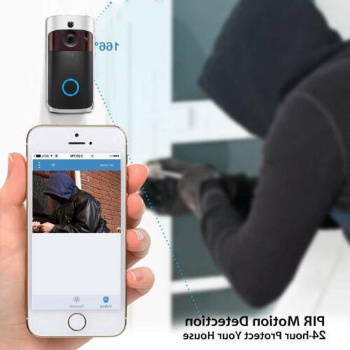 WiFi Security Camera HD 1080p