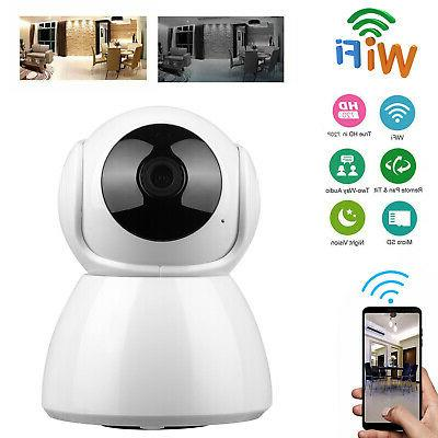 Wireless 720P Camera Vision WIFI Webcam