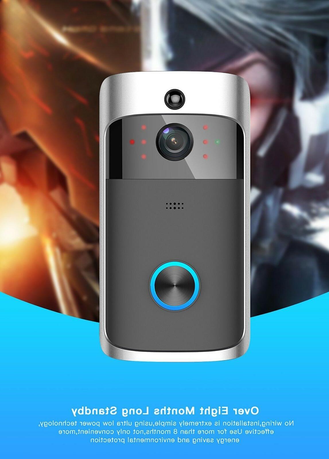 Berryku Smart Phone IR Camera Voice Motion