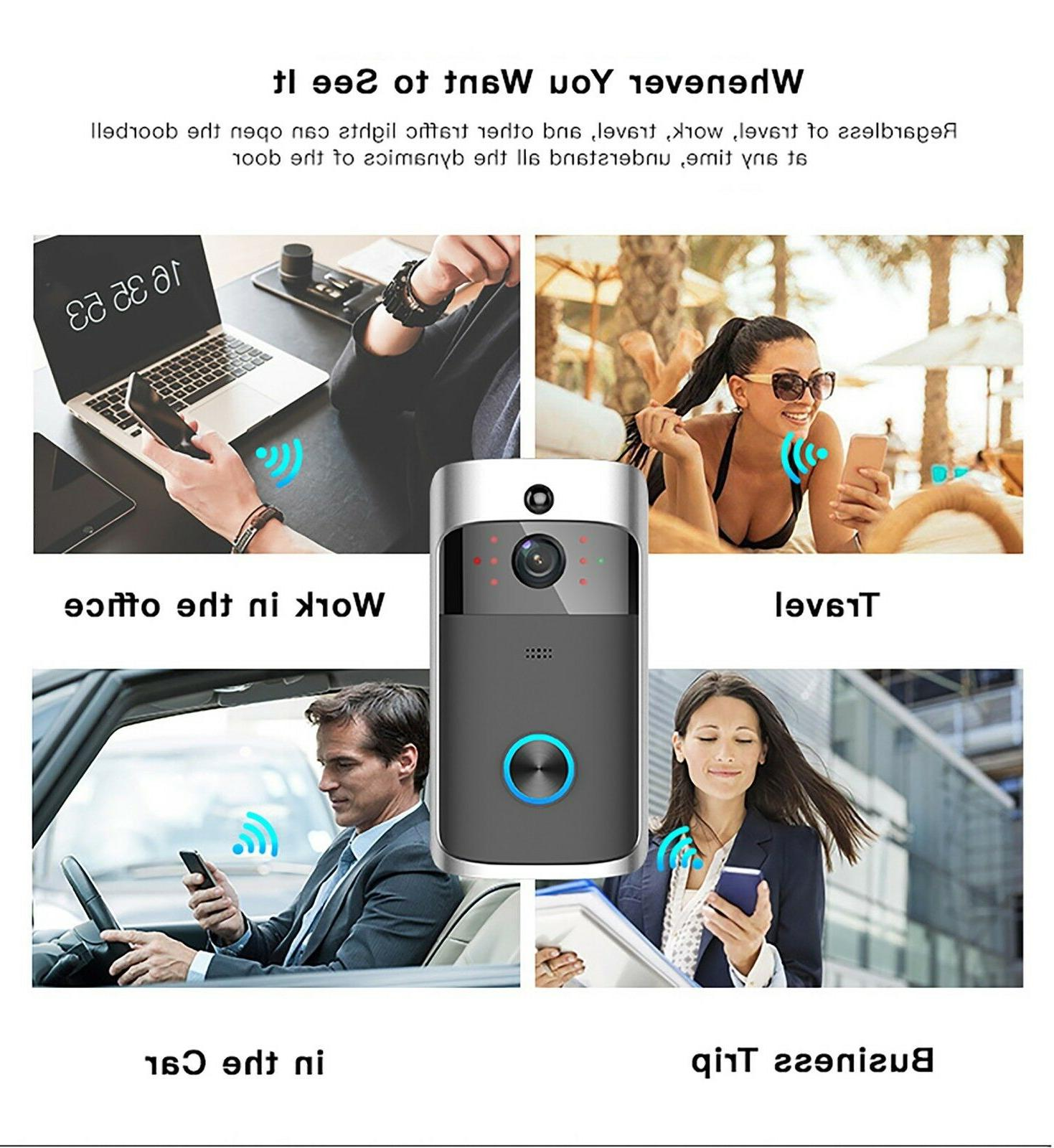 Berryku Smart Phone HD IR Camera Motion