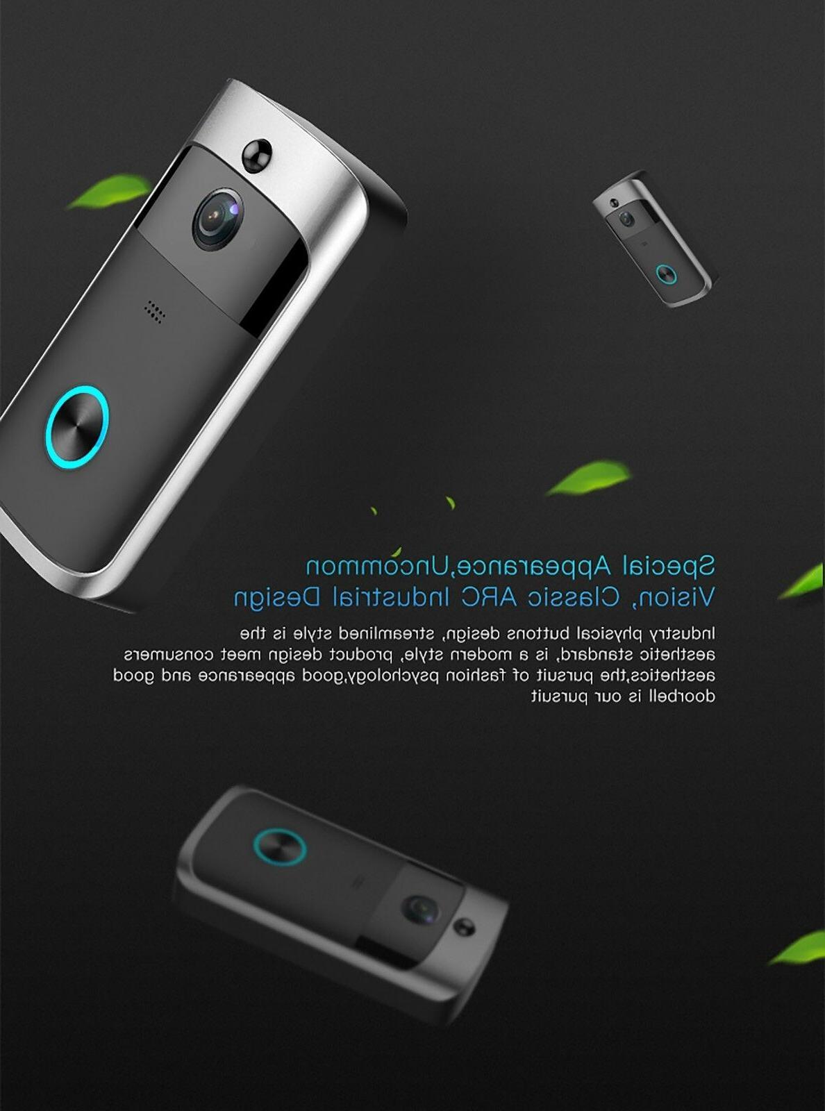 Berryku Wireless Smart IR Voice Intercom Motion