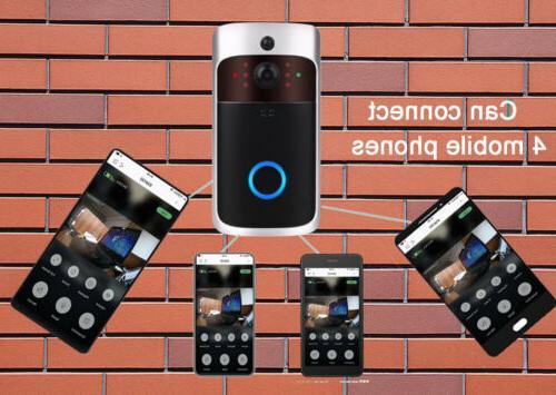 Wireless Doorbell Smart HD