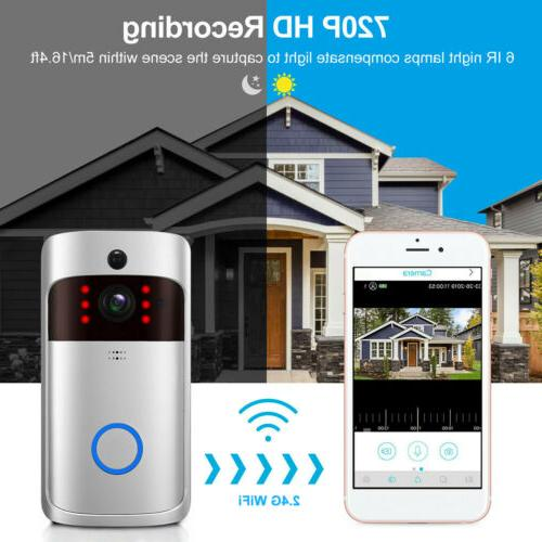 Wireless Home 720P Doorbell