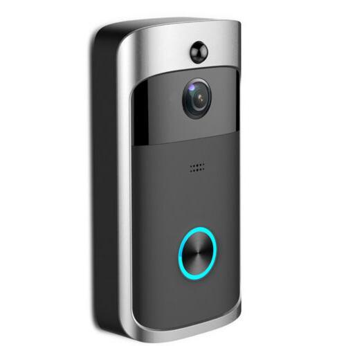 Wireless DoorBell Video Ring