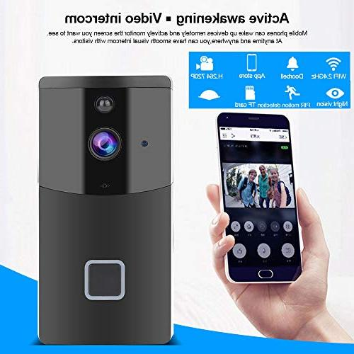 Acogedor Wireless WiFi Video 720 Home with Echo Cancel Android
