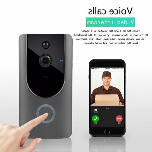 WiFi Two-Way Smart Door Security