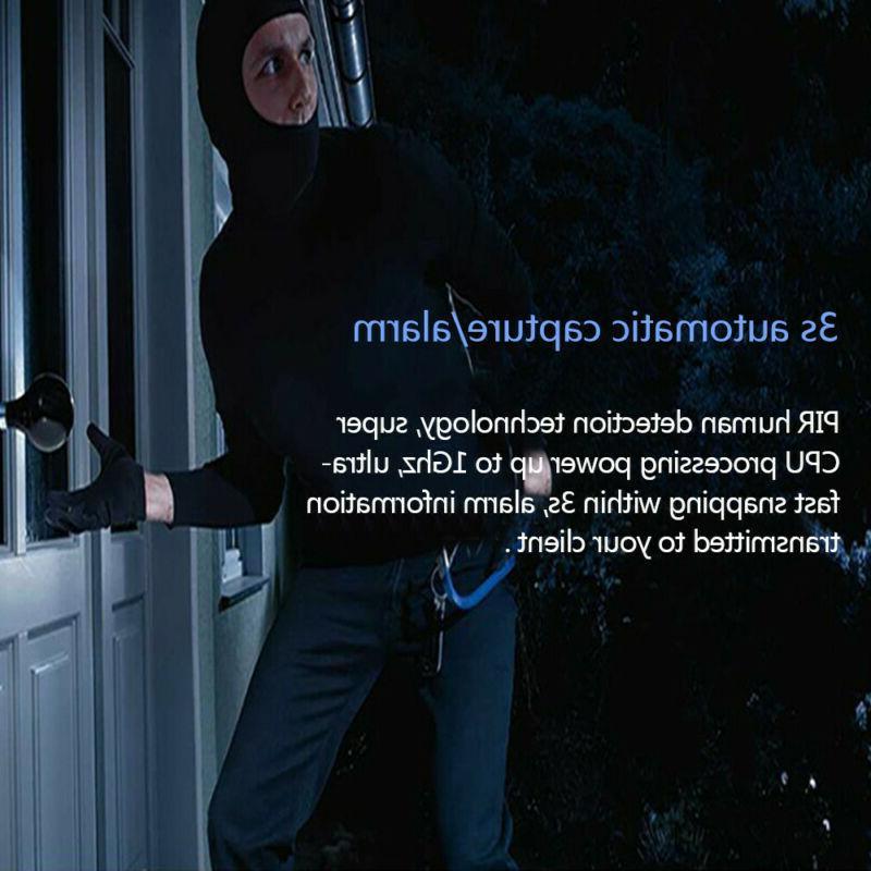Wireless Smart Door Remote Intercom Secure Bell
