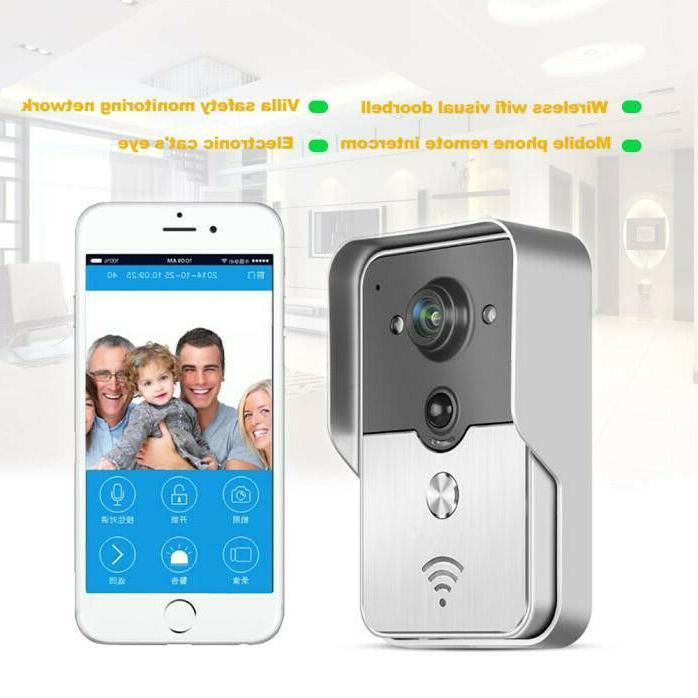 Wireless Smart Intercom Secure