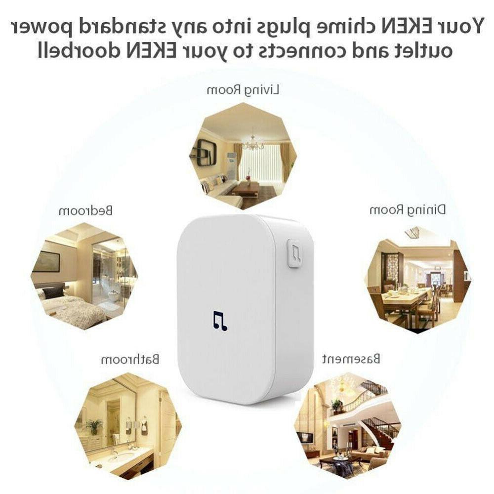 Wireless Smart Intercom Security Camera