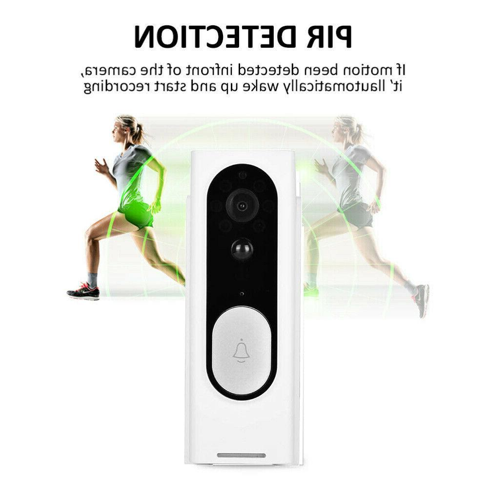 Wireless Smart Ring Intercom Security