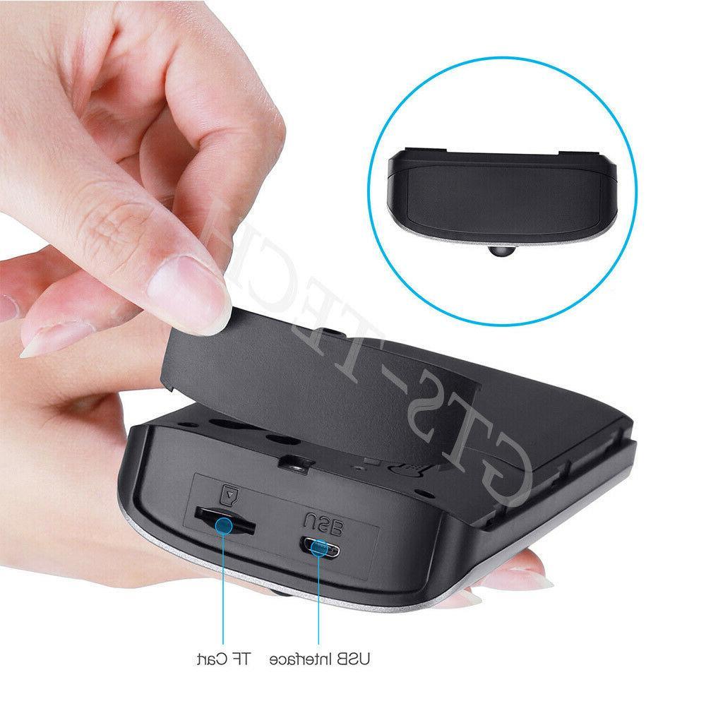Wireless Doorbell Smart Door Ring Intercom Security Camera