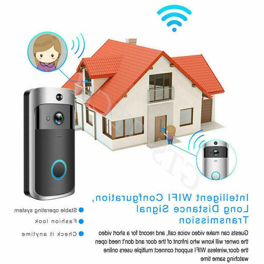 Wireless WiFi Smart Intercom