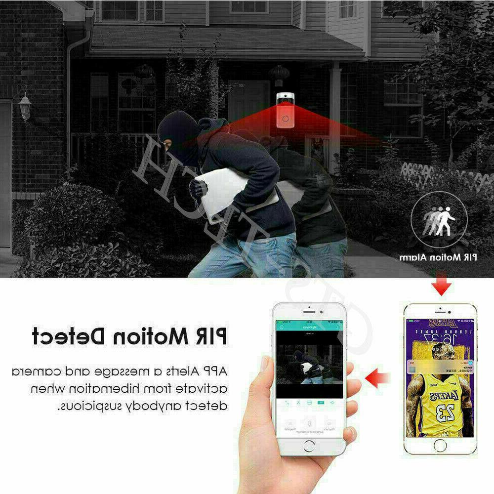 Wireless WiFi Smart Intercom Security