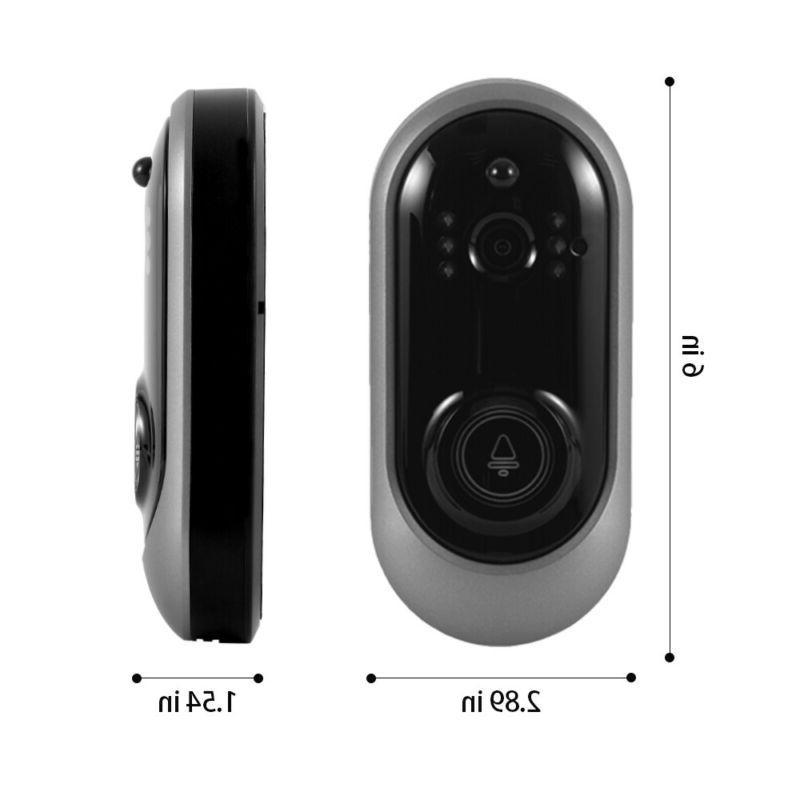 Wireless DoorBell Video NEW