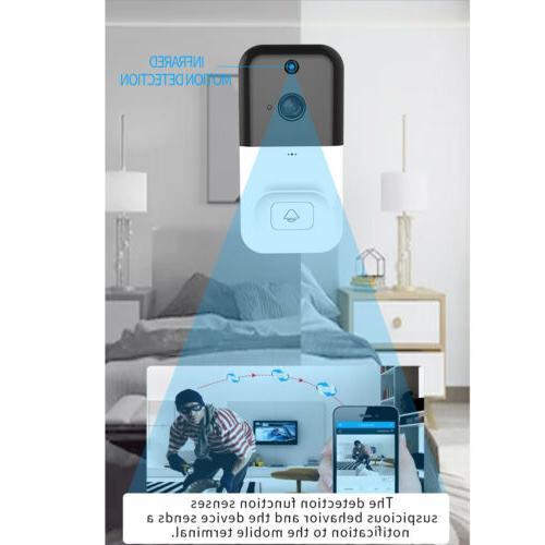Wireless Video Smartphone Door Intercom Security