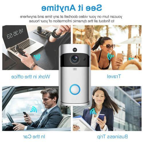 Wireless WiFi Video Two-Way