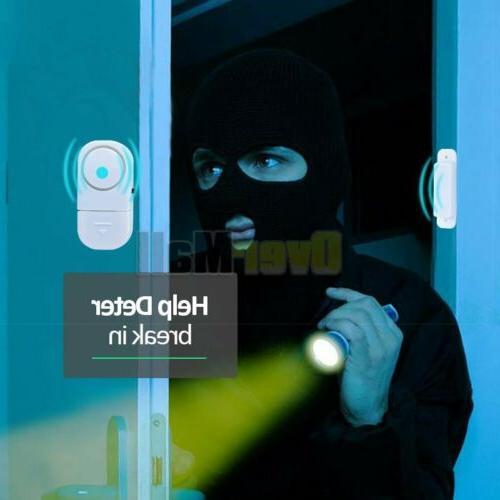 Wireless Window/Door Entry Burglar
