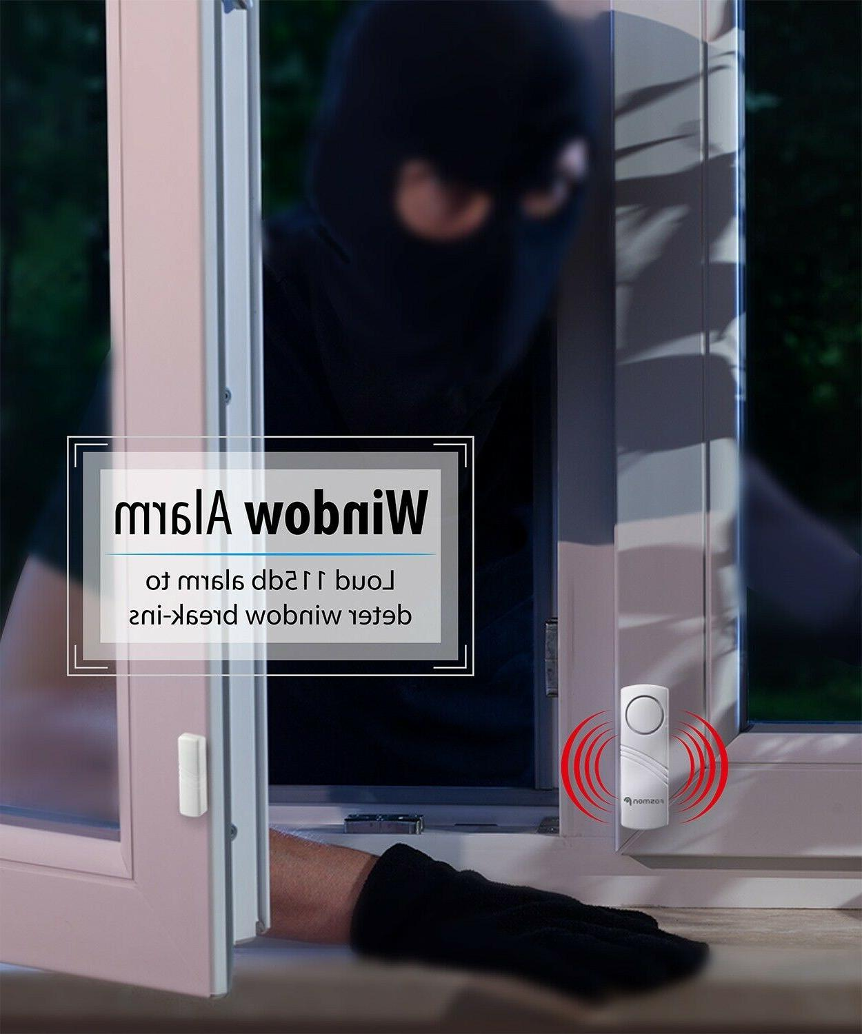Wireless Window/Door Burglar Magnetic