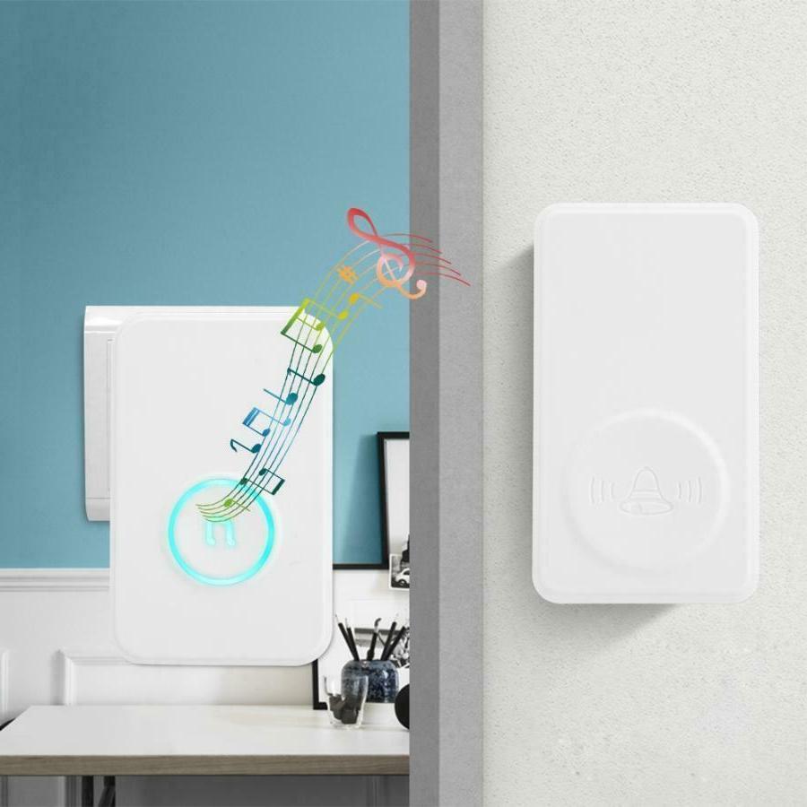 Wireless Window/Door Open Entry Security Alarm Doorbell Magnetic