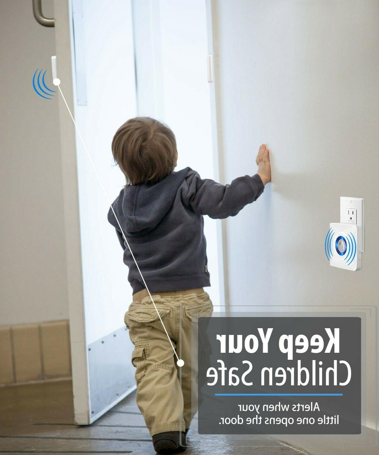 Wireless Security Chime