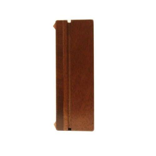 Hampton Bay Wireless Door Red Wood Medallion