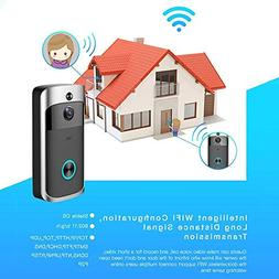 Ocamo Mini Smart Video Wireless WiFi DoorBell IR Visual Came