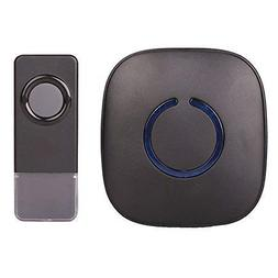 SadoTech Model C Waterproof Wireless Doorbell Chime Operatin