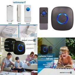 SadoTech Model C Wireless Doorbell, Easy Install, Over Water