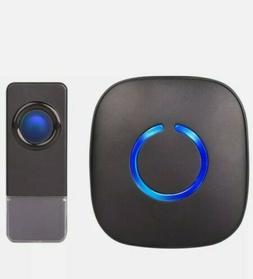 Model C Waterproof Wireless Doorbell Chime Operating over 50