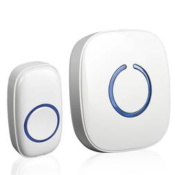 model c wireless doorbell operating at over