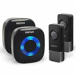 Physen Model CW Waterproof Wireless Doorbell kit