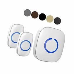 SadoTech Model CX Wireless Doorbell with 1 Receiver Plugin a
