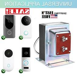 NEW ! Pro 24V 40VA Doorbell Transformer Compatible with Ring