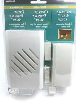NEW THOMAS BETTS RC3760D PLUG IN SECURITY DOOR BELL CHIME 81