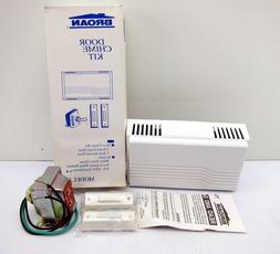 NEW Broan White Doorbell Door Chime Kit Model 978 Lighted Wh