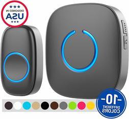 NEW Wireless Doorbell by SadoTech – Waterproof Door Bells