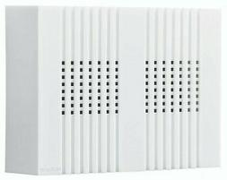 NuTone LA126WH Compact Classic Design Decorative Wired Two-N