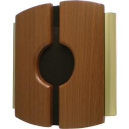 IQ America Step-Up Wired Wood Door Chime