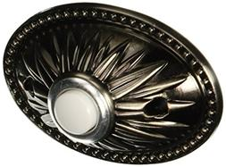 Heathco Oval Sunburst Doorbell