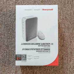 Honeywell Portable Wireless Doorbell  Series 3