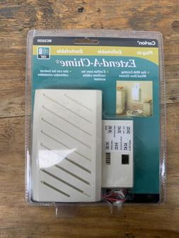 Carlon RC3200 Extend-A-Chime Plug In Factory sealed NEW, shi
