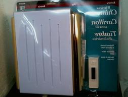 Carlon RC3304F Wireless Door Chime, FREE SHIPPING